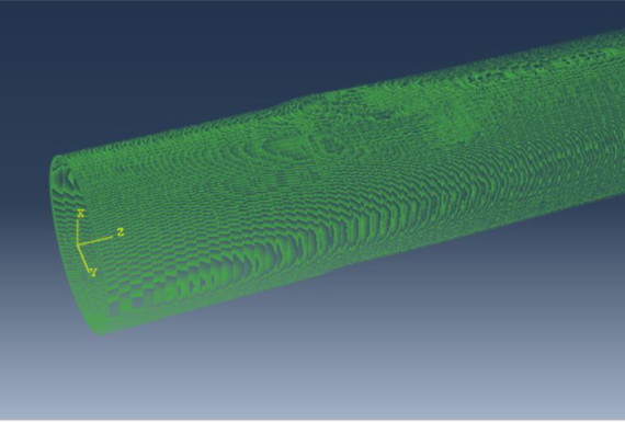 Dent recreated ANSYS Software Package